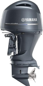 2021 Yamaha F200LB In-Line Four 200hp Outboard Motor sale