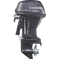 Yamaha F20LEA Portable Four Stroke 20hp outboards for sale-2018