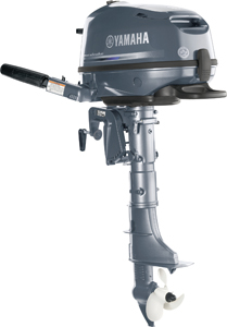 Yamaha F4SMHA Portable 4HP Four Stroke outboard motors sale