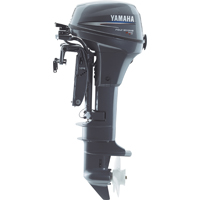 Yamaha 9.9 outboard sale-4 stroke 9.9hp boat engines F9.9LEB
