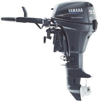 Yamaha T9.9XWHB High Thrust 9.9hp outboard motors for sale-2019