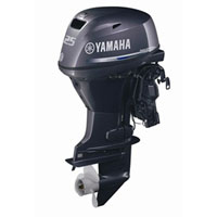 Yamaha T25LA High Thrust Outboard Motor sale-4 stroke 2019