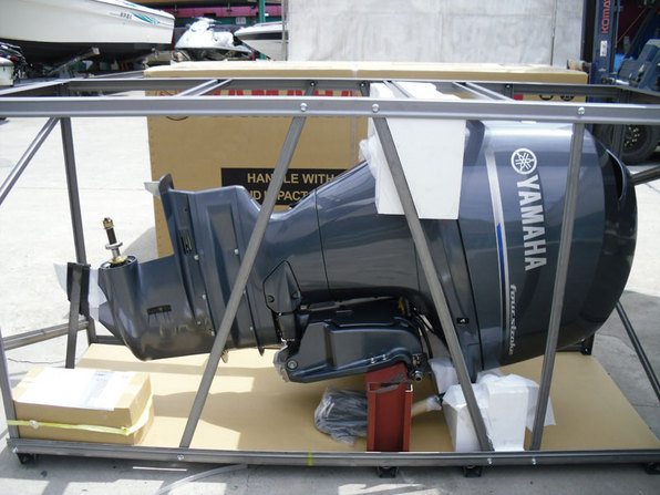 2020 Yamaha F150XB In-Line Four Outboard Motor-150hp for sale