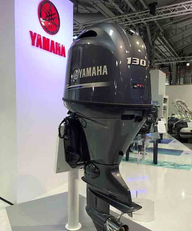 Yamaha 130hp F130 outboard motors for sale-2019 Four stroke