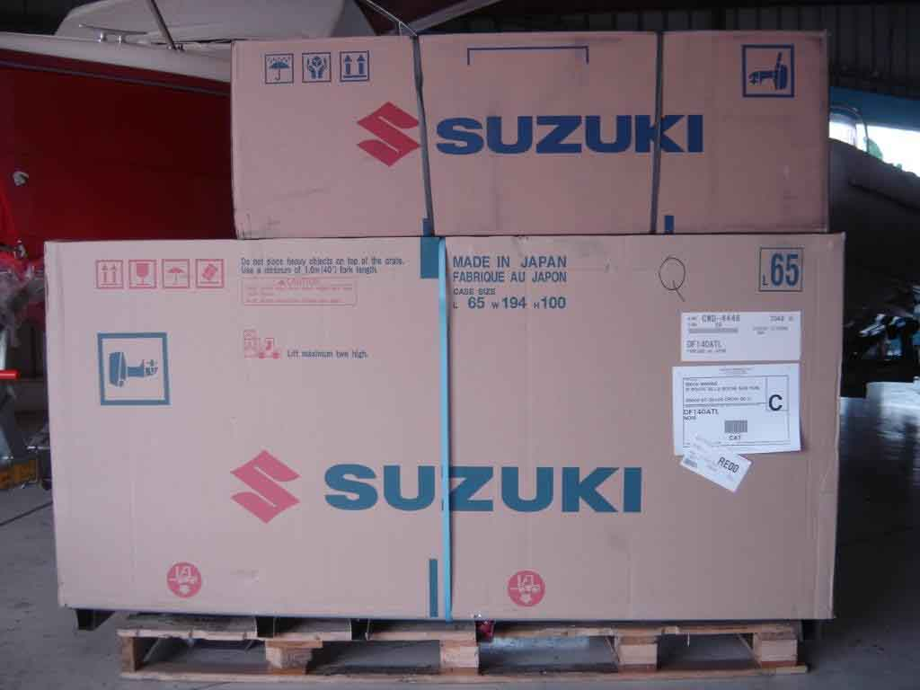 2021 Suzuki 140hp 4 stroke outboards sale-engine DF140AX