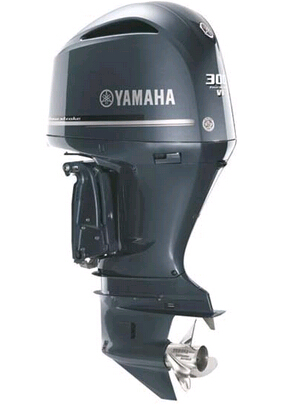Yamaha F300XCA Four Stroke V6 4.2L Offshore Outboard Motor Sale