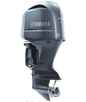 Yamaha 350HP 4 stroke outboards sale-V8 motor 25'' shaft F350XCB