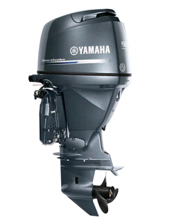 Yamaha 90hp outboards- 4 stroke boat motor engines sale F90XA