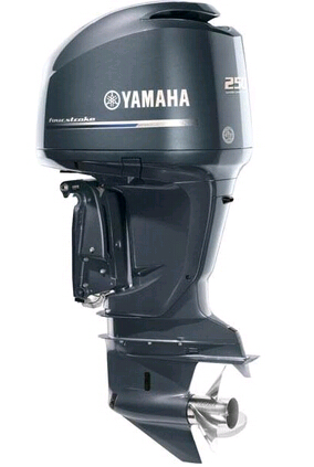 250hp outboard motor sale-Yamaha 4 stroke boat engines LF250XCA