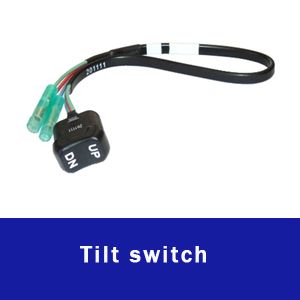 Tilt Switch-Outboard motor parts