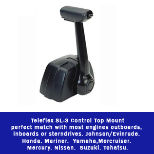 Controller for Outboard engines Yamaha,Suzuki and Honda