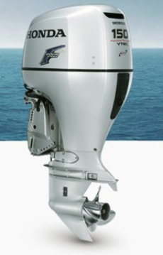 135hp Honda Four stroke outboard motors sale