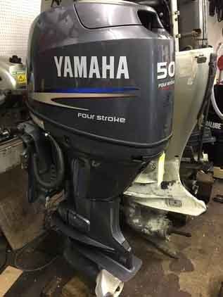 Yamaha 50hp outboard sale-2019 4 stroke motor High Thrust T50LB